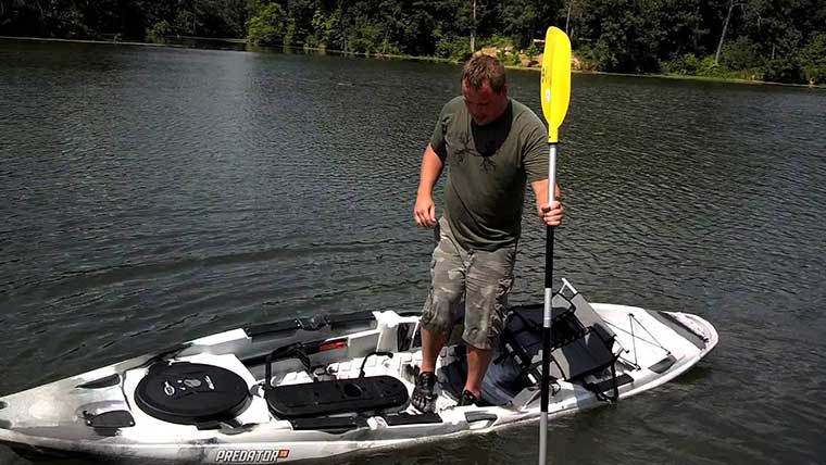 Stand Up Fishing Kayak