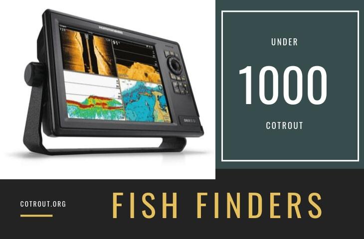 Best Fish Finder Under 1000