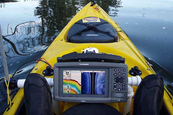 Best Fish Finder for Kayak